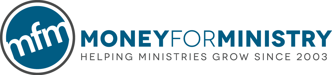 Money for Ministry
